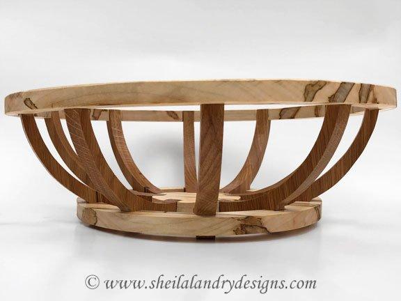 Alternis DIY Wood Basket