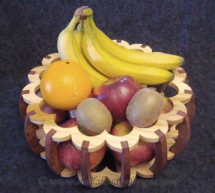Woodworking Basket Plans