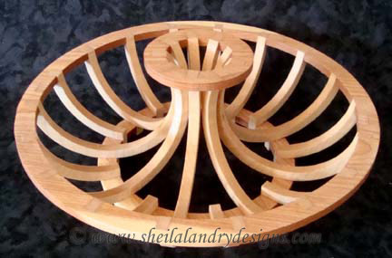 Woodworking Basket Pattern