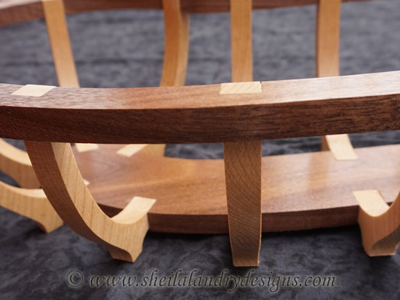 Chenille Basket Woodworking Plans