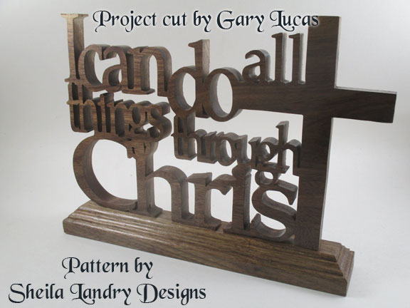 Christian Cross Woodworking Plans