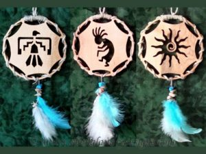 Dream Catcher Scroll Saw Pattern
