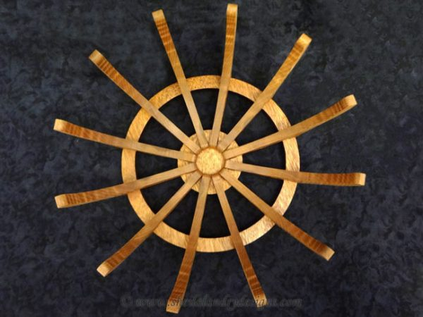 Expo Basket Woodworking Plans