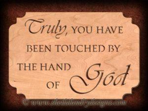 Hand Of God Scroll Saw Pattern