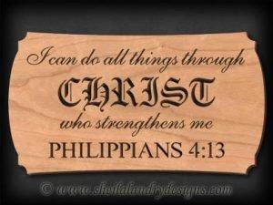 Scroll Saw Christ Pattern