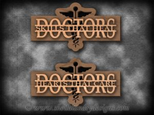 Scroll Saw Doctors Pattern