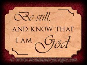 Scroll Saw Hand Of God Pattern