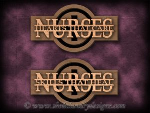 Scroll Saw Nurses Pattern