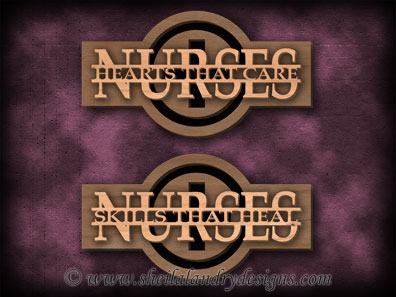 Scroll Saw Nurses Pattern