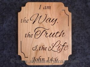 Scroll Saw Way Truth & Life