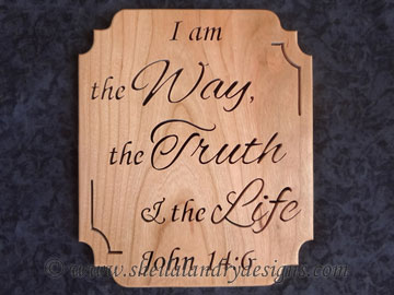 Scroll Saw Way Truth & Life