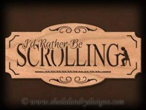 Scrolling Pattern