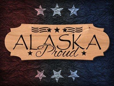 Alaska Scroll Saw Pattern