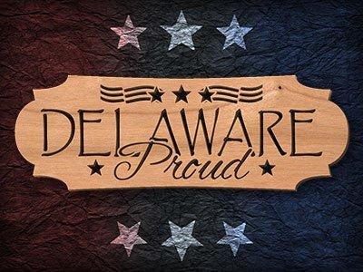 Delaware Scroll Saw Pattern