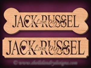 Jack Russel Scroll Saw Pattern