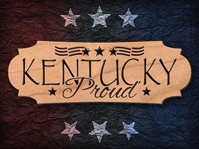 Kentucky Scroll Saw Pattern