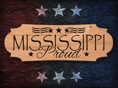 Mississippi Scroll Saw Pattern