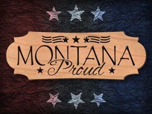 Montana Scroll Saw Pattern