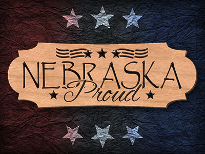 Nebraska Scroll Saw Pattern