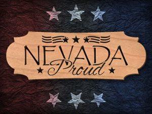 Nevada Scroll Saw Pattern