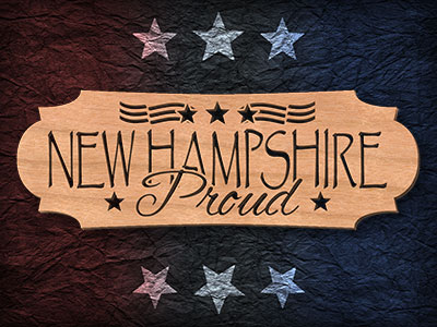 New Hampshire Scroll Saw Pattern