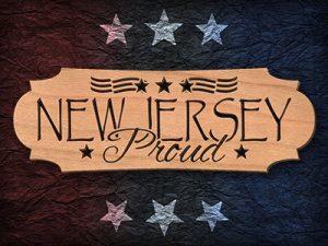 New Jersey Scroll Saw Pattern