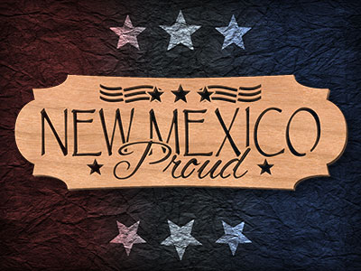 New Mexico Scroll Saw Pattern