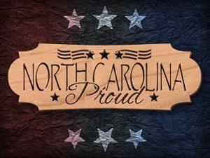 North Carolina Scroll Saw Pattern