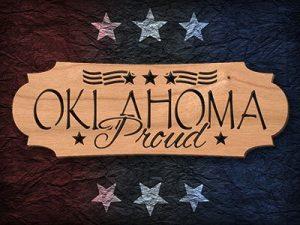 Oklahoma Scroll Saw Pattern