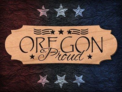 Oregon Scroll Saw Pattern