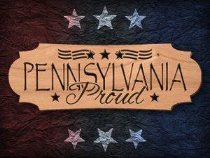 Pennsylvania Scroll Saw Pattern