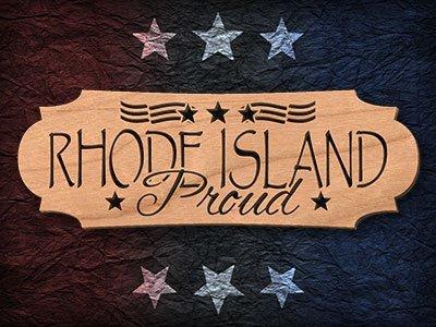 Rhode Island Scroll Saw Pattern