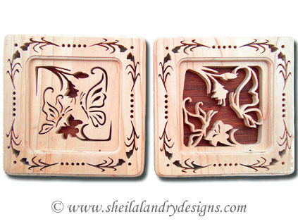 Scroll Saw Butterfly Patterns