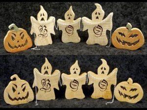 Scroll Saw Ghost Pattern