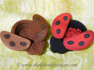 Scroll Saw Ladybug Pattern