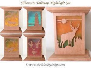 Scroll Saw Nightlight Patterns