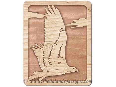Scroll Saw Osprey Pattern