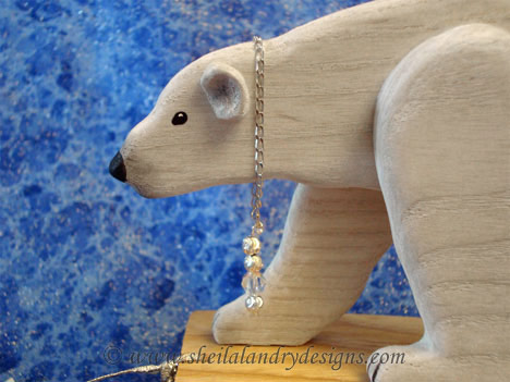 Scroll Saw Polar Bear Pattern