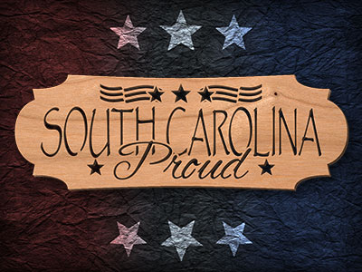 South Carolina Scroll Saw Pattern