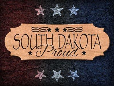 South Dakota Scroll Saw Pattern