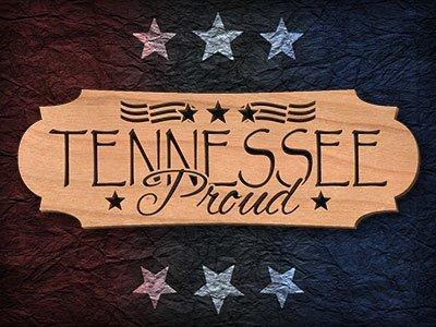 Tennessee Scroll Saw Pattern