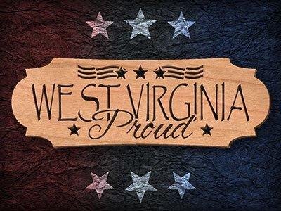 West Virginia Scroll Saw Pattern
