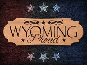 Wyoming Scroll Saw Pattern