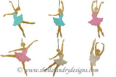 Dancer Scroll Saw Pattern