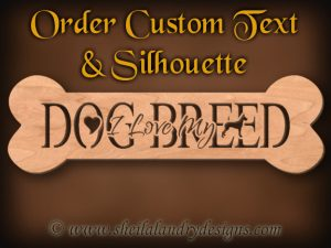 Dog Breed Scroll Saw Pattern
