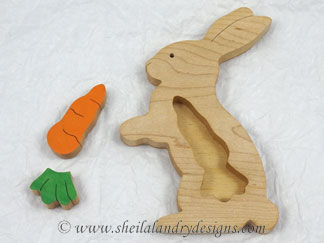 Puzzle Toy Woodworking Plans