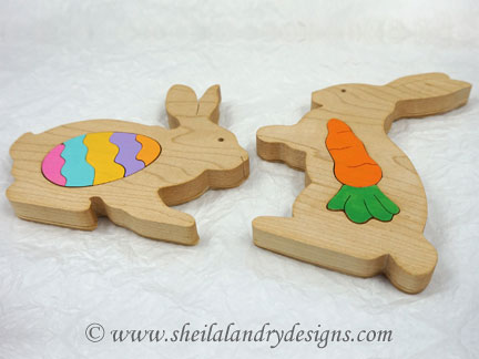 Scroll Saw Puzzle Pattern