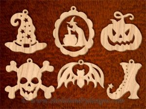 Scroll Saw Skull Pattern