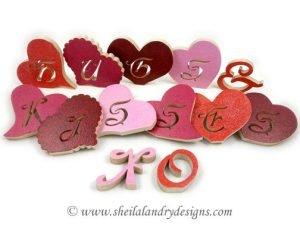 Valentines Scroll Saw Pattern