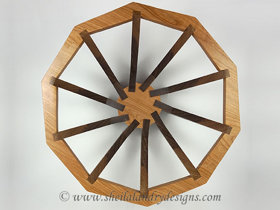 Scroll Saw Basket Pattern